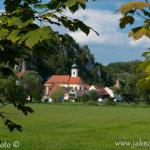 Kostel v Kallmunz