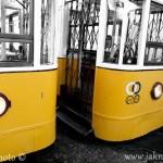 Lisabon lanovka Glória