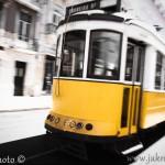 Lisabon tramvaj IV