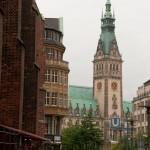 Městská radnice Hamburk