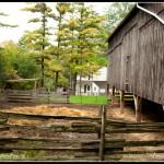 Skanzen Pioneer Village