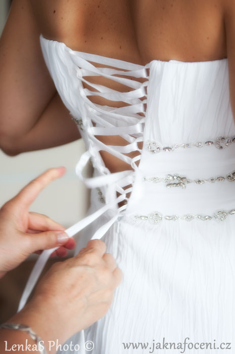 Jak fotit svatbu - detaily