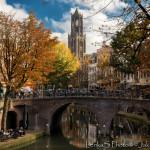 Podzimní Utrecht