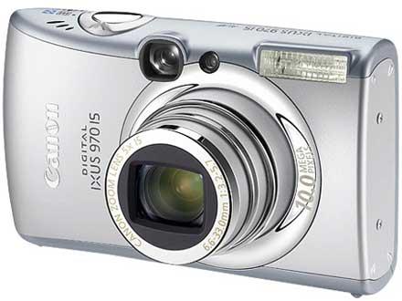 Jak vybrat fotoaparát - digitální kompakt