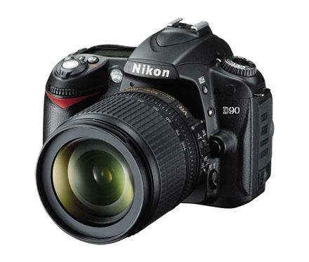 Jak vybrat fotoaparát - digitální zrcadlovka