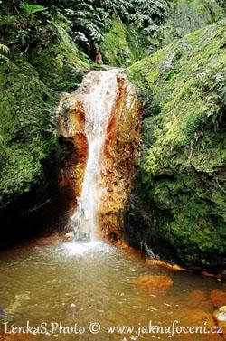 Foto pohybu zmrazený pohyb vody